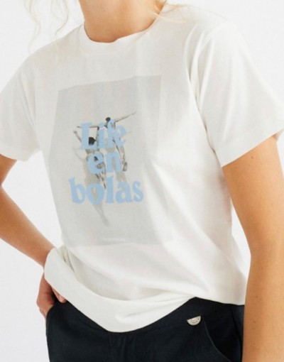 "Tee-shirt ""Life in balls"""